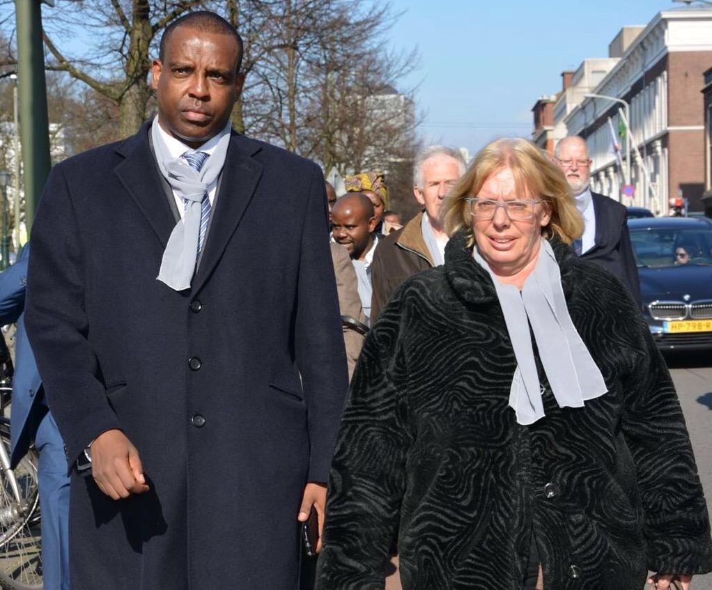 Walk to remember La Haye 2016